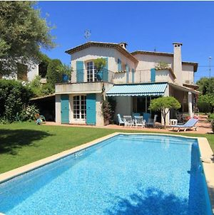 Charming Villa With Pool 300 M From The Pinede And The Sea In Juan-Les-Pin photos Exterior