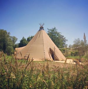 Giant Tipi Experience - Unique Pop-Up Glamping photos Exterior