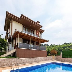 Exceptional Villa With Private Pool And Marvelous View In Sile photos Exterior