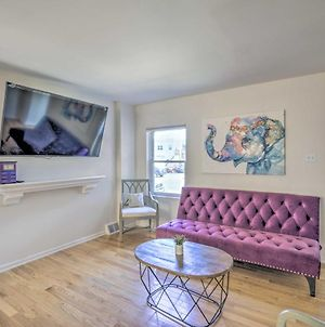 Unique South Philly Townhome On Oregon Avenue photos Exterior