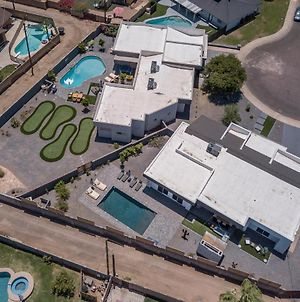 2 Luxury Houses Next To Each Other In Scottsdale! photos Exterior