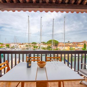 Nice Apt In Front Of The Marina In Grimaud photos Exterior