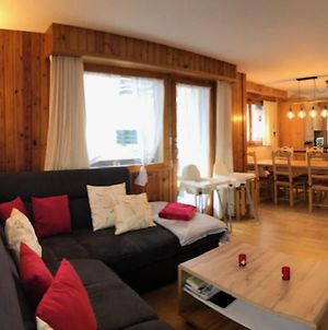 4 Valleys- Charming Apartment 6 People 150M From The Gondolas photos Exterior