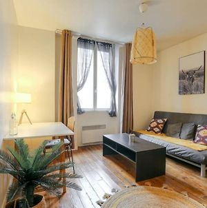 Well Decorated And Spacious Apt In Lyon photos Exterior