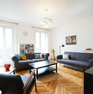Spacious Flat With View On The Sacre Coeur photos Exterior