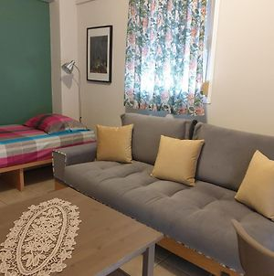 Comfortable Apartment In The Center Of Volos Very Close To The Port photos Exterior