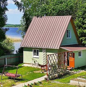 """""""Ecohouse Dzen"""" Guest House With Sauna By The Lake photos Exterior"""
