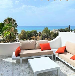 Roof Top Pied Dans L'Eau Panoramic View, 80 Meters From Seaside photos Exterior