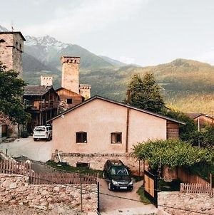 Teo Guesthouse And Camping In Mestia photos Exterior