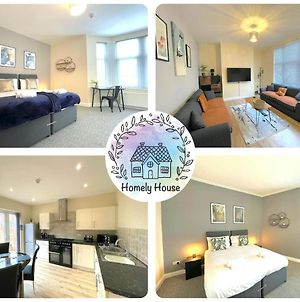 Huge Bedrooms, Four Bathrooms! It'S Madeley House! photos Exterior
