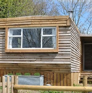 Cosy And Naturistic Lodge At Goldhill Glamping Uk photos Exterior