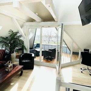 Luxury Rooftop Loft With River View 10Min To City photos Exterior