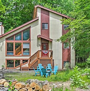 The Hideout - Lake Ariel Cottage With Pool Access! photos Exterior