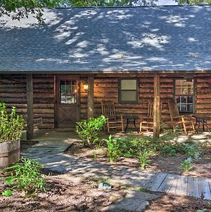 Pickens Cabin With Spacious Kitchen And Dining! photos Exterior