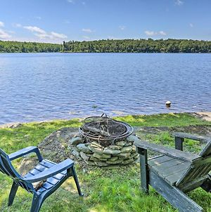 Rock Hill Home With Fire Pit On Wanaksink Lake! photos Exterior