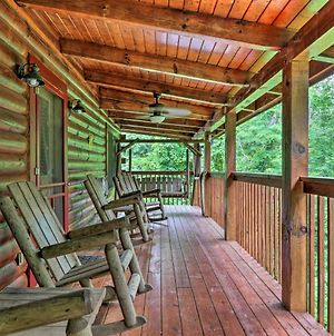 Updated Douglas Lake Resort Cabin With Grill! photos Exterior