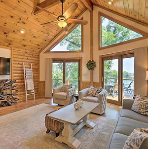 Lake Sinclair Cabin With Boat Dock And 2 Decks! photos Exterior