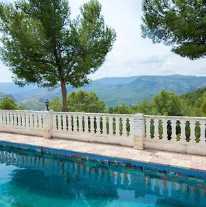 Villa With 5 Bedrooms In Chulilla With Wonderful Mountain View Private Pool And Enclosed Garden photos Exterior