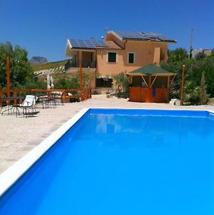 Villa With 5 Bedrooms In Bompensiere With Wonderful Mountain View Private Pool Enclosed Garden 25 Km From The Beach photos Exterior