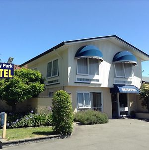Hagley Park Motel photos Exterior