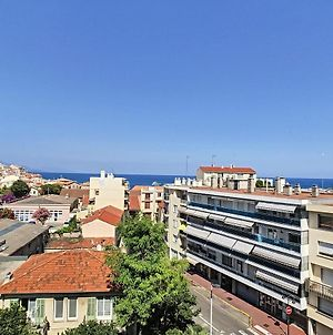 Two-Bed Apartment Sea View 100 Meters To The Beaches In Antibes photos Exterior