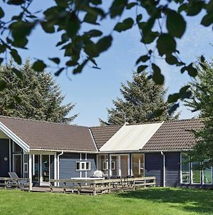 Four-Bedroom Holiday Home In Aakirkeby 1 photos Exterior