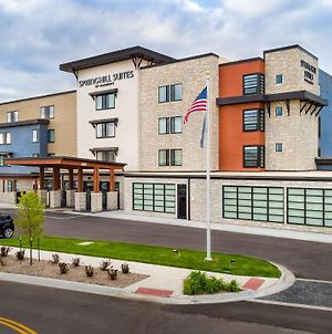 Springhill Suites By Marriott Topeka Southwest photos Exterior