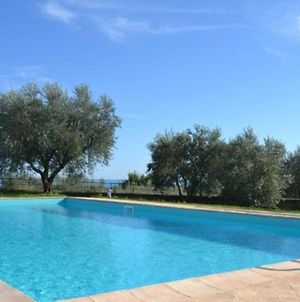 Appealing Holiday Home In Grotte Di Castro With Heated Pool photos Exterior