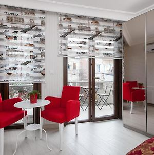 Central Cozy Studio With Balcony And View In The Historical Area Of Beyoglu photos Exterior