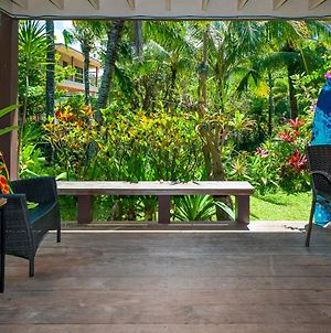 Secluded Beachfront Resort, Most Romantic Spot On Kauai, Totally Updated Inside photos Exterior