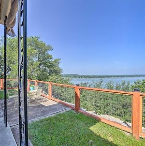 Bright Waterfront Retreat With Deck And Fire Pit! photos Exterior