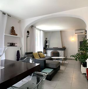 Spacious 120M Air-Conditioned 3-Bedroom Apartment With Garage photos Exterior
