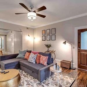 Cozy Apt With Large Deck - 2 Blocks From 5 Points! photos Exterior
