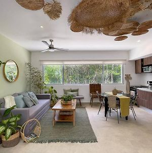 Luxury Boho Condo For 6 Guests With Private Balcony In Tao Tulum photos Exterior