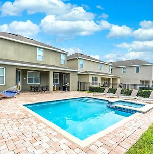Lovely Home With Pool, Spa And Game Room Near Disney! photos Exterior