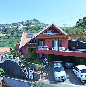Apartment With One Bedroom In Ponta Do Sol With Wonderful Sea View Furnished Terrace And Wifi photos Exterior