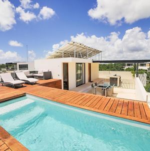 3 Bed Penthouse Private Rooftop Pool Gym Spa photos Exterior