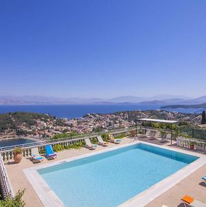 Villa Agathi With Amazing View And Heated Pool photos Exterior