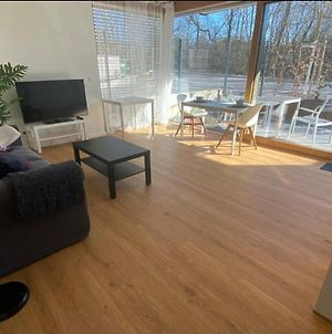 Charming 1 Bedroom With Terrace And Free Parking In Business Area In Luxembourg City photos Exterior