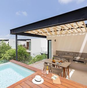 Penthouse Studio With Private Rooftop Pool Bbq photos Exterior