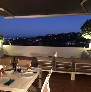 Penthouse-Mairena-Forest-Nahe-Marbella-Privater-Jacuzzi photos Exterior