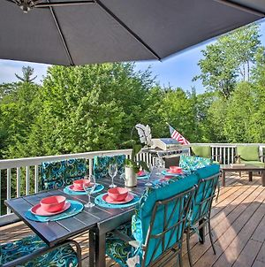 Deluxe North Conway Home With Game Room And Fire Pit! photos Exterior
