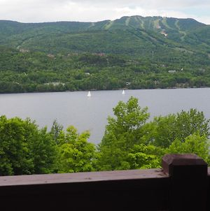 Cozy 2 Bedrooms Condo With Stunning Mont Tremblant Mountain And Lakeview photos Exterior
