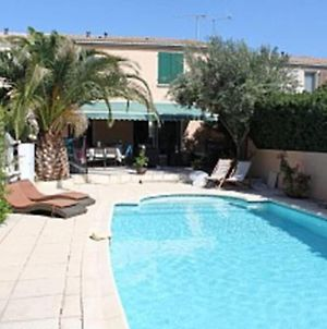 Holiday Home With Pool In Marseillan photos Exterior