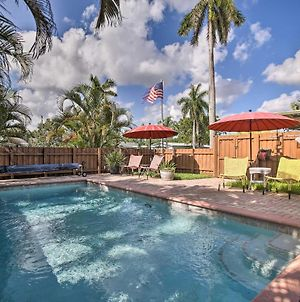 Charming Home With Deck, 1 Mi To Wilton Manors photos Exterior