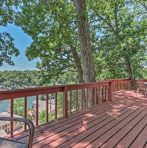 Stylish Eldon Home With Grill 1 Mile To Lake! photos Exterior