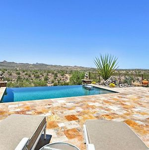 Luxury Phoenix Home With Bar And Outdoor Oasis! photos Exterior