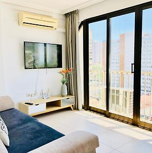 Apartment With One Bedroom In Benidorm With Wonderful Sea View Shared Pool Balcony 350 M From The Beach photos Exterior