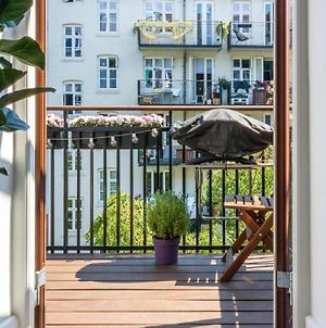 Stunning Apartment In Trendy Vesterbro With Balcony photos Exterior