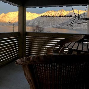 Quiet House In Fjordgard With Views Of Segla And The Fjord photos Exterior
